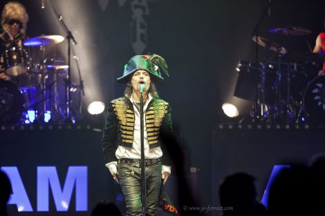 Concert, Liverpool, Live event, Adam Ant