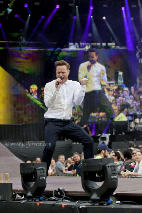 Concert, Liverpool, Live event, BST Hyde Park, Olly Murs