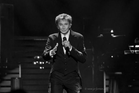 Concert, Liverpool, Live event, Barry Manilow