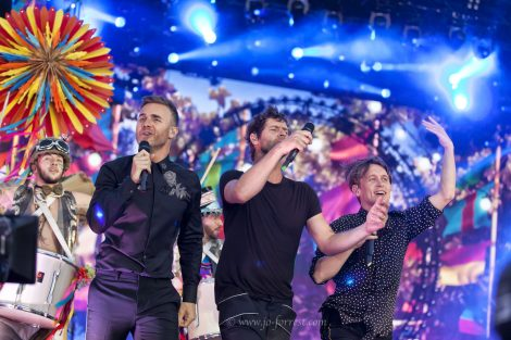 Concert, London, Live event, BST Hyde Park, Take That
