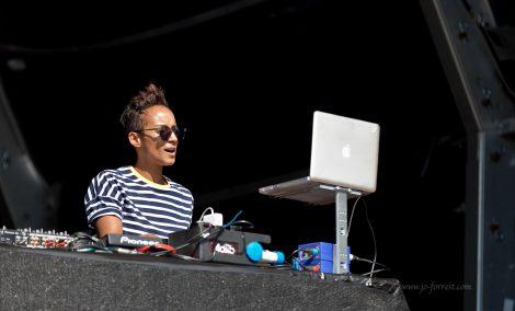Festival, Liverpool, Sefton Park,