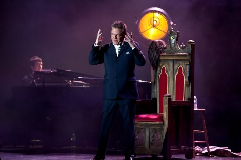 Suggs, What a King Cnut, theatre, Jo Forrest, New Brighton, Madness