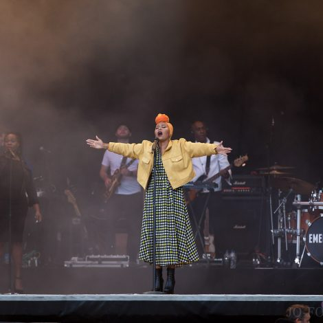 Emeli Sandé, Scarborough Open Air Theatre, Jo Forrest, Review, Music Photographer
