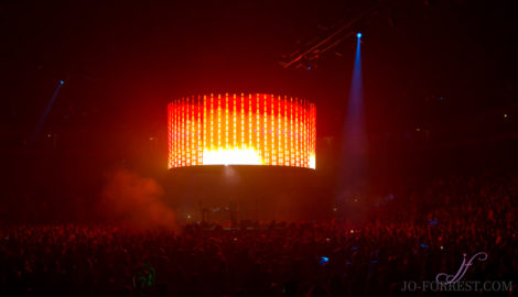Fatboy Slim, Manchester, Jo Forrest, Music, review, Manchester Arena