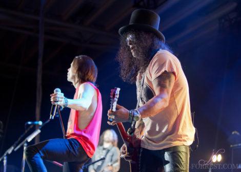 Slash, Doncaster, Jo Forrest, Review, Music, Doncaster Dome
