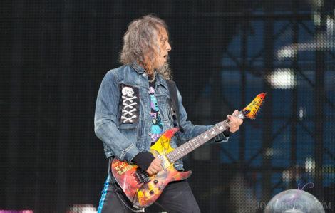 Metallica, Etihad Stadium, Music, Jo Forrest, Review