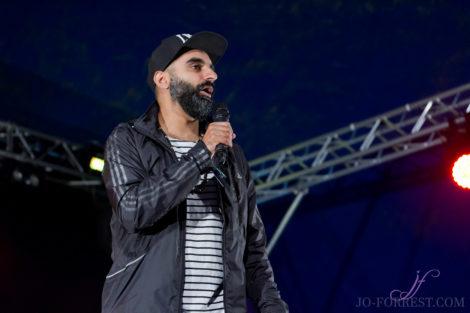 Tez Ilyas, Comedy, Jo Forrest, Review, Leeds, Festival, Comedy Photographer