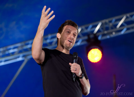 Chris Ramsey, Leeds, Festival, Jo Forrest, Review, Comedy Photographer