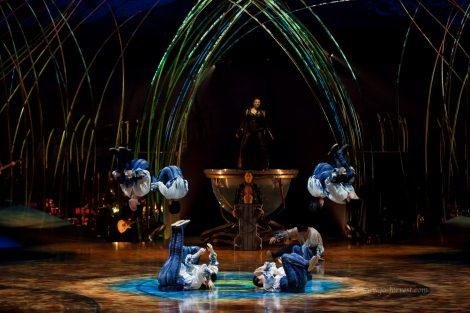 Circus, Amaluna, Manchester Cirque du Soleil