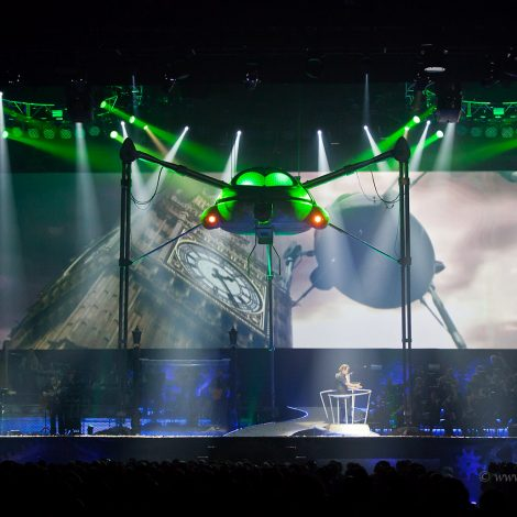 Musical, Production, Liverpool, War of the Worlds