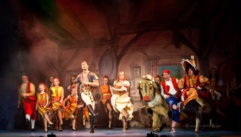 Theatre, Panto, Liverpool, Jack & The Beanstalk
