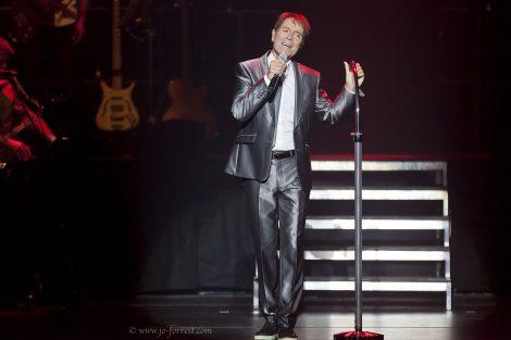 Concert, Liverpool, Live event, Cliff Richard