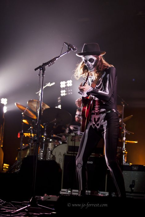 Concert, Live Event, Manchester, Vevo Halloween, James Bay