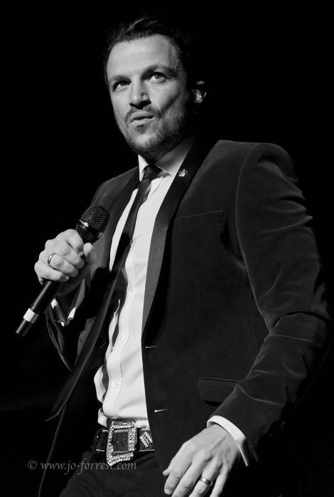 Concert, Live Event, Liverpool, Peter Andre