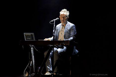 Concert, Liverpool, Liver Event, Howard Jones