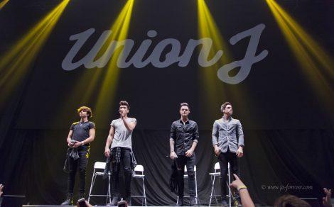 Concert, Live Event, Liverpool, Union J