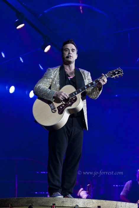 Concert, Live Event, Manchester, Robbie Williams