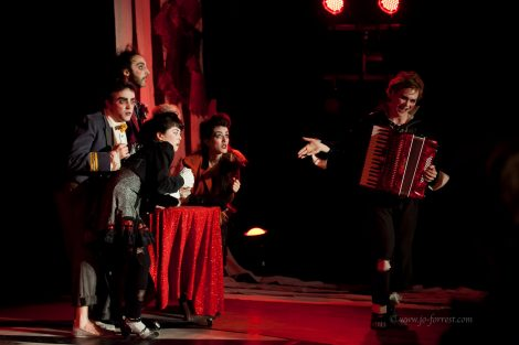 Cabaret, Dark Comedy, Theatre, Alternative, Liverpool