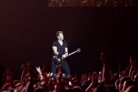 Nickleback, Liverpool, Concert, Echo Arena