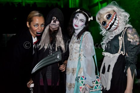 Vevo, Halloween, Liverpool, Live event