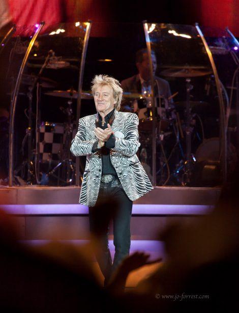 Echo Arena, Liverpool, Live event, Concert, Rod Stewart