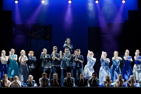 Production, Empire Theatre, ATG, Liverpool