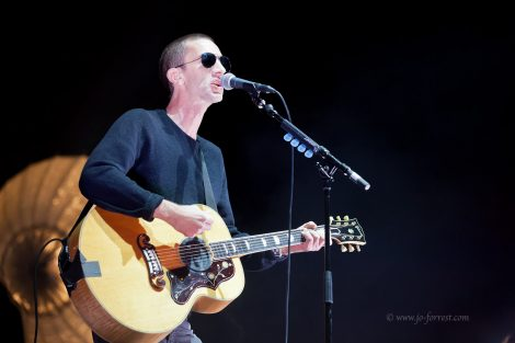 Liverpool, Echo Arena, Concert, Richard Ashcroft