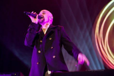 James, Liverpool, Echo Arena, Concert