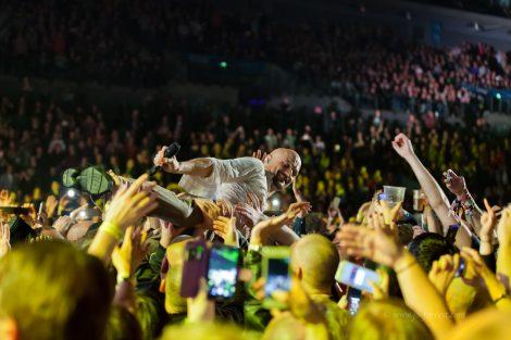 James, Echo Arena, Liverpool, Concert