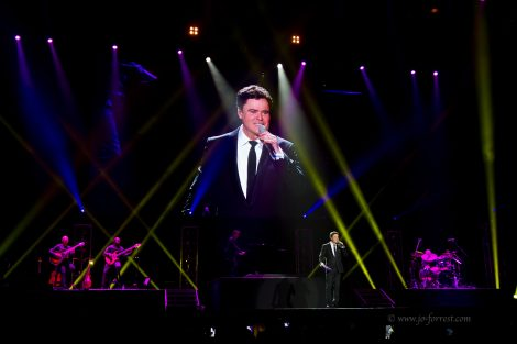 Liverpool, Live Performance, Concert, Donny Osmond