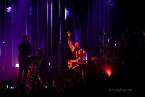 Liverpool, Mountford Hall, Busted, Tour
