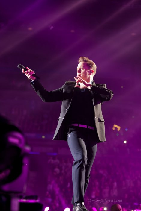 Olly Murs, Liverpool, Echo Arena, Live Performance