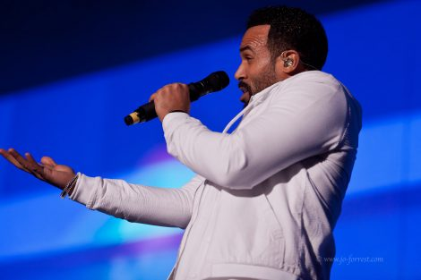 Craig David, Liverpool, Echo Arena, Live Performance