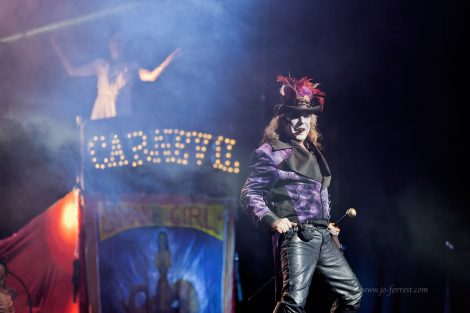 Circus of Horrors, Empire Theatre, Liverpool, Circus