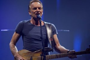 Sting, Gordon Sumner, Manchester, O2 Apollo