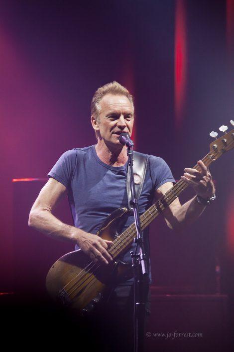 Sting, Gordon Sumner, Manchester, O2 Apollo