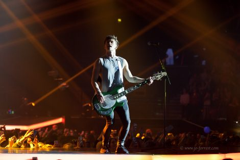 The Vamps, Liverpool, Echo Arena, Live Event
