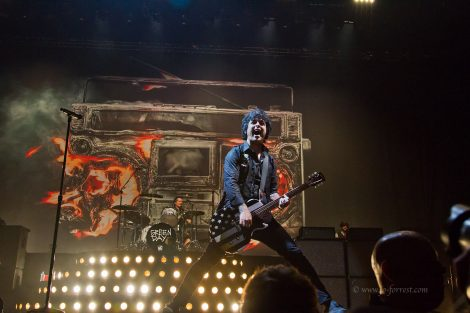 Green Day, Sheffield Arena, Live Performance, Punk, American
