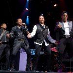 The Jacksons, Haydock Racecourse, Live Event, American