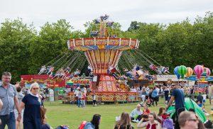 Festival, Liverpool, Sefton Park