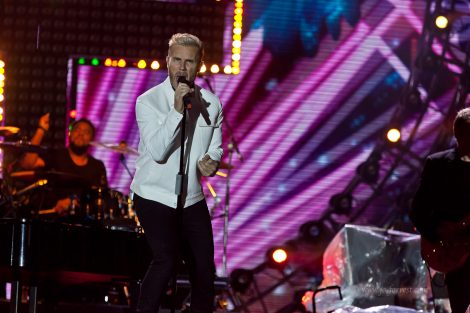 Take That, Liverpool, Fusion Festival, Live Event