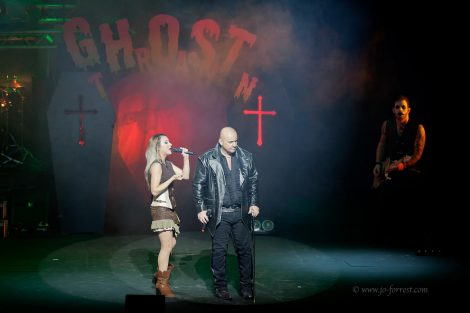 Vampires Rock, Jo Forrest, Liverpool, Theatre, Production