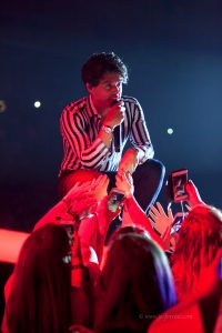 The Vamps, Sheffield, Arena, tour, Jo Forrest