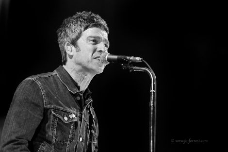 Noel Gallagher, Leeds, Jo Forrest, Tour, First Direct Arena