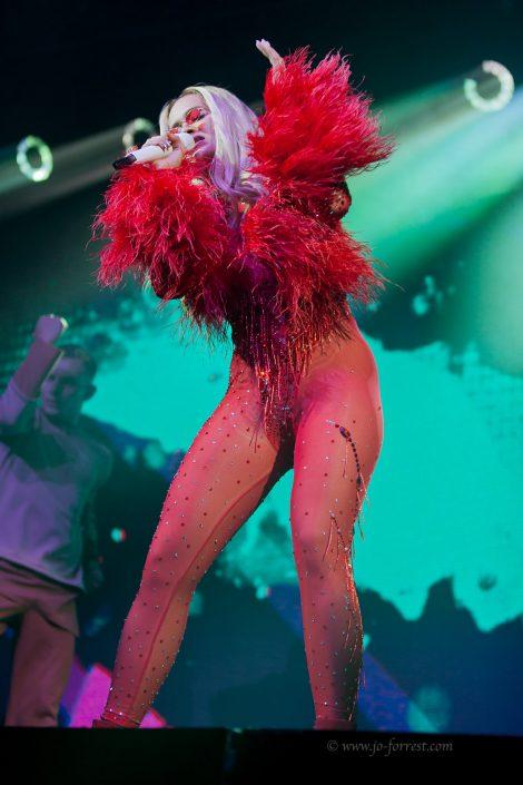 Rita Ora, O2 Academy, Leeds, Jo Forrest, Tour