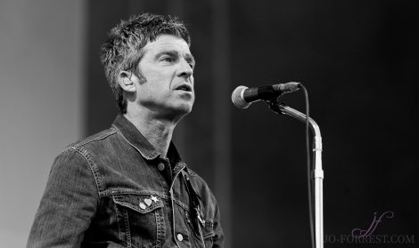 Noel Gallagher, Scarborough Open Air Theatre, Jo Forrest, review, Music Photographer