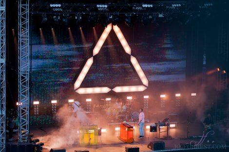 Bastille, Scarborough, Open Air Theatre, Review, Jo Forrest