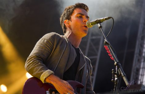 Stereophonics, Scarborough, Music, Jo Forrest, Review, Open Air Theatre