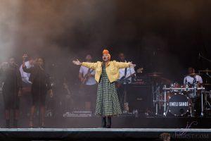 Emeli Sandé, Scarborough Open Air Theatre, Jo Forrest, Review, Music Photographer