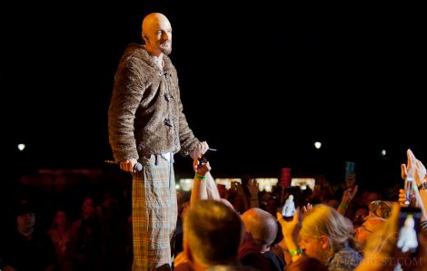 james, Scarborough, Open Air Theatre, Jo Forrest, Review, music photographer